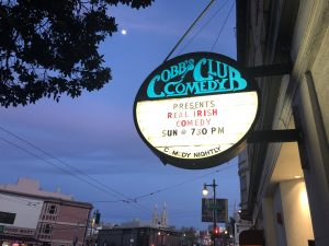 Cobbs Comedy Club San Francisco