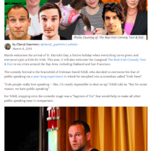 Hoodline Article