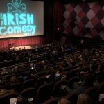 Full house in Santa Cruz at DNA\'s Comedy Lab