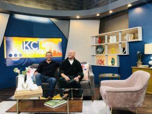 Morning Television Interview, KS