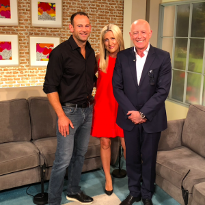 TV3 Television Interview